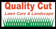 Quality Cut Lawn Care Logo
