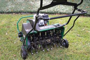 soil aeration machine